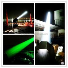 Saudi Arabia sky laser show projector /projector for sky 5000W