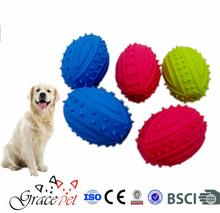 [Grace Pet] Nontoxic Rubber Toys For Puppy, Rubber Dog Toy Balls, Pet Toys