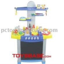 Toy Plastic Kitchen Play Set