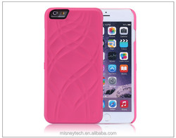 mirror mobile phone wallet case for iphone 6 Plus 5.5 inch cellphone