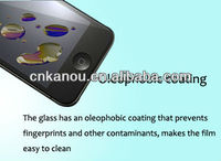 Anti smudge coating gorilla glass for LCD display
