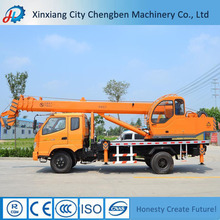 Superior Productivity ZB5130JQZPF Model 12 Ton Small Truck Crane