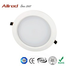 3 inch dustproof IP20 7W smd led downlight with 90mm cut-out
