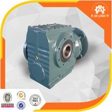 China supplier SEW S series 90 degree worm gearbox for elevator