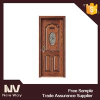 new design modern interior wooden Israeli door