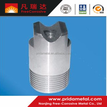 stainless steel flat fan nozzle
