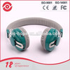 2015 most popular bluetooth wireless headphone with stereo sound