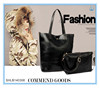2014 Spring and Summer fashion lady bag European style shoulder women bag