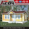 2015 cheap Modular steel house villa hot sale