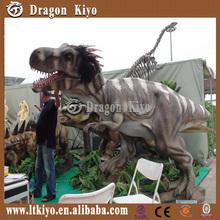 Zigong 2015 hot sale Amusement Park Move Dinosaur T-Rex
