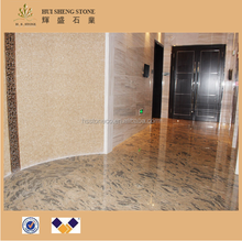 Philippine gold mocca marble /marble tile 60x60/marble flooring colors/marble imitation floor