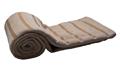 De coral manta del tiro, la decoración de banda beauti cama, crema de color beige de cama manta