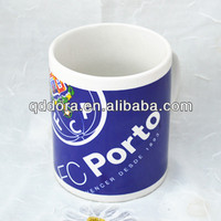 China manufcturer solid color glazed mugs ceramic coffee cups