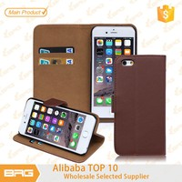 BRG $0.99 cheapest Wallet Leather Case Cover for iPhone 6 4.7inch,for iphone 6