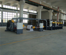 high speed fully automatic roll paper sheet cutter packing machine