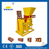 Promote sales Eco BRB double brick interlock construction equipment for bricks making south africa
