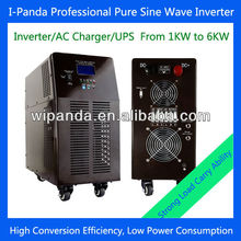 lcd led display with strong overload ability 12v 24v 48v 2000W 220v 50hz 110v 60hz solar and wind power converter