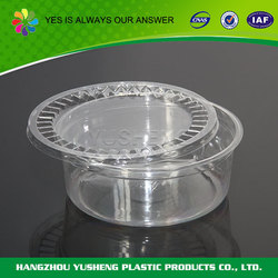 Custom hot sale disposable plastic sushi packaging container