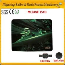 Promocional Mouse Pad / foto marco cojín de ratón / estera de yoga caucho natural