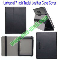 Universal 7 Inch Tablet Leather Case Cover From China Factory Supplier