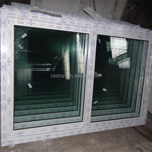 Conch brand upvc sliding glass window