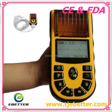 Hand-Held Mobile 12 Leads Single Channel Mini ECG