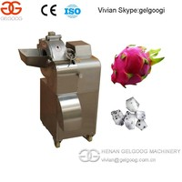 New Condition Cube Dicing Machine with Low Price |Hot Sale Vegetable Fruit Cube Cutter for Sale