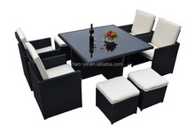 hot sell cheap rattan furniture patio wicker outdoor furniture