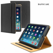 For ipad 6 pu leather printing case,tablet case,shockproof tablet case