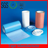 High-end Silicone Rubber Thermal adesivo Tape,Applied In Led/cpu/machinery Filling,Shock Reduction And Heat Sink,