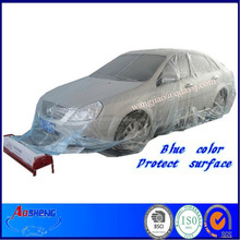 HDPE Plastic Roll Up Car Cover