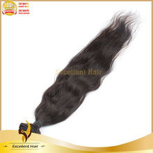 Most welcomed factory price high quality colored different style hair weaving