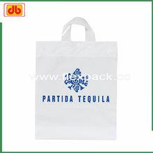 Printed Biodegradable Plastic Shopping Bag
