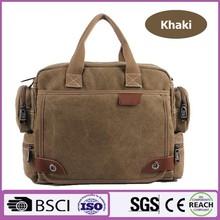 Distributor quality popular mens brand leather handbag from China mainland