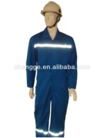 Nomex IIIA fire safety coverall