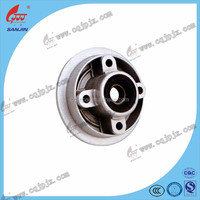 Chinese motorcycle parts rear brake cover motorcycle factory cheap sell
