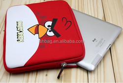 2014 new design for ipad mini neoprene bag