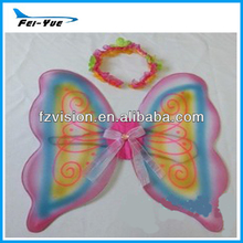 Fashion Cute Fairy Wing Costume for Girs Wedding and Party Decoration