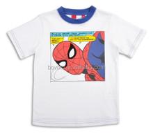 high quality 100% cotton kids t-shirts fancy baby t-shirts kids t-shirts