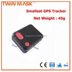 Megastek manufacturer mini personal gps tracker smallest gps gsm tracker with open source code