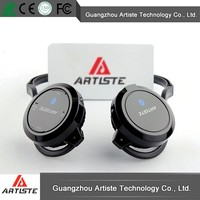 2013 new smallest bluetooth cell phone operator headset for both ears