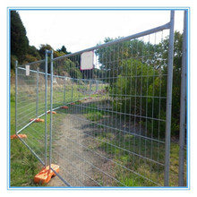 Hot dipped galvanized temporary fence/Australian temporary fencing(Factory)