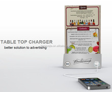 Customized logo Advertising Power Bank high tech promotional products for trade shows
