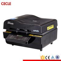 Cecle heat press sublimation 3d vacuum printer