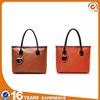 2014 Europe stylish fashion elegance ladies handbag,new arrival leisure bag, PU tote bag from China