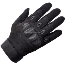 Adjustable Men's Tactical Gloves Hard Knuckle Reinforced Palm Back Wrist Protect Hand Provide Warm Driving/ Shooting/Sport