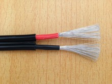 PV1-F/TUV/2pfg1169 approved double core 2.5mm pv cable 0.6/1KV AC for solar power system Australia Standard --LD