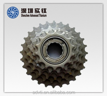 Super Light Bicycle Crank, Chain Wheel and Bike Sprockets for Sale