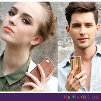2015 Stylish wooden fashion design laser engraving smart phone case wood factory price wood tablet computers case