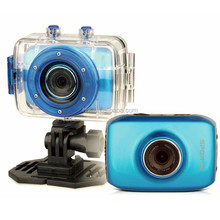 2015 hot sale waterproof HD sport camera 2.0'' HD display action digital camera with best price